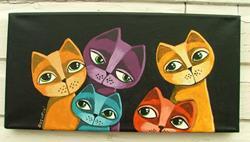 Art: Wise Eyes by Artist Cindy Bontempo (GOSHRIN)