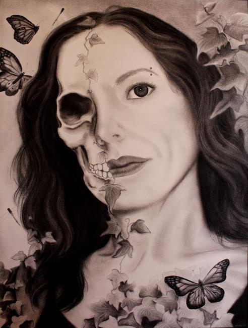 Art: Letting Go by Artist Elisa Hirt