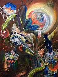 Art: Metamorphosis of Choice by Artist Alma Lee