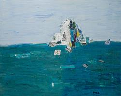 Art: Iceberg I by Artist Gabriele M.