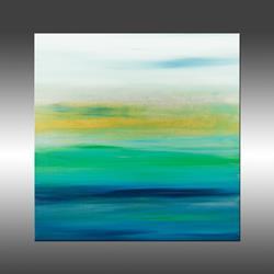 Art: Sunset 49 by Artist Hilary Winfield