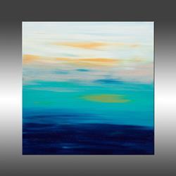 Art: Sunset 51 by Artist Hilary Winfield