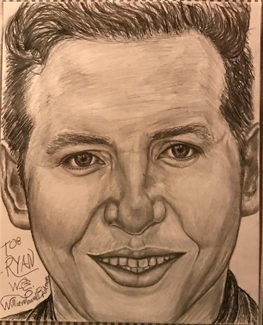 Art: RYAN. by Artist William Powell Brukner