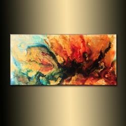 Art: SUMMER JOY by Artist HENRY PARSINIA