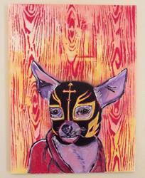 Art: Chupa Hua Hua by Artist Paul Lake, Lucky Studios