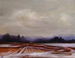 Art: The Thaw by Artist Christine E. S. Code ~CES~