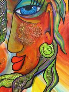 Detail Image for art Hippy Chicks