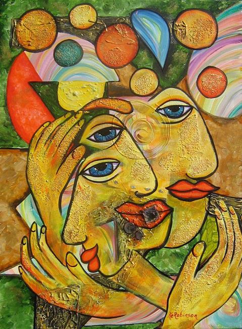 Art: Mind Blowing by Artist Ke Robinson