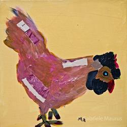 Art: Chicken 06 by Artist Gabriele M.