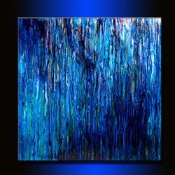 Art: RAIN STORY 9 by Artist HENRY PARSINIA
