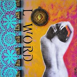 Art: L Word by Artist Vicky Helms
