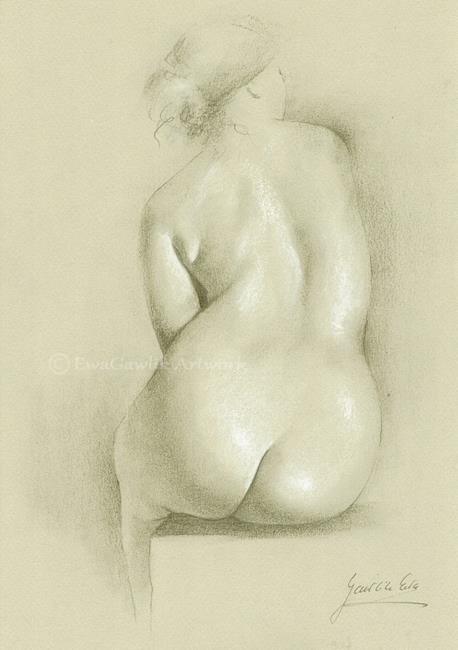 Art: 92 by Artist Ewa Kienko Gawlik