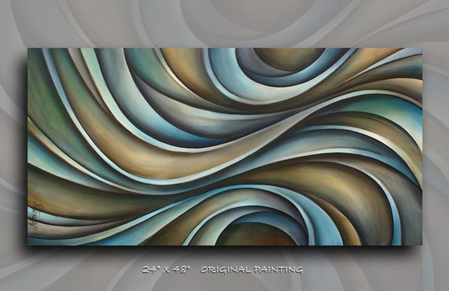 Art: 1abigstarti by Artist Michael A Lang