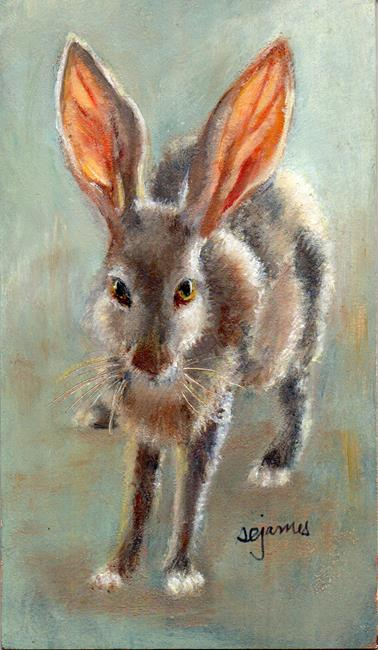 Art: Our Little Jack by Artist Shirley James