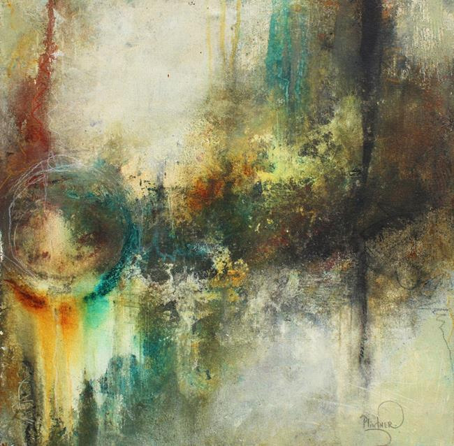 Art: Speaking to the Atmosphere by Artist Patricia Lintner