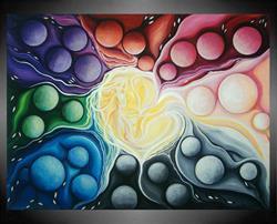 Art: Soul Revelation by Artist Doe-Lyn