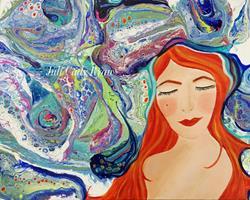 Art: Pervasive Thoughts by Artist Juli Cady Ryan