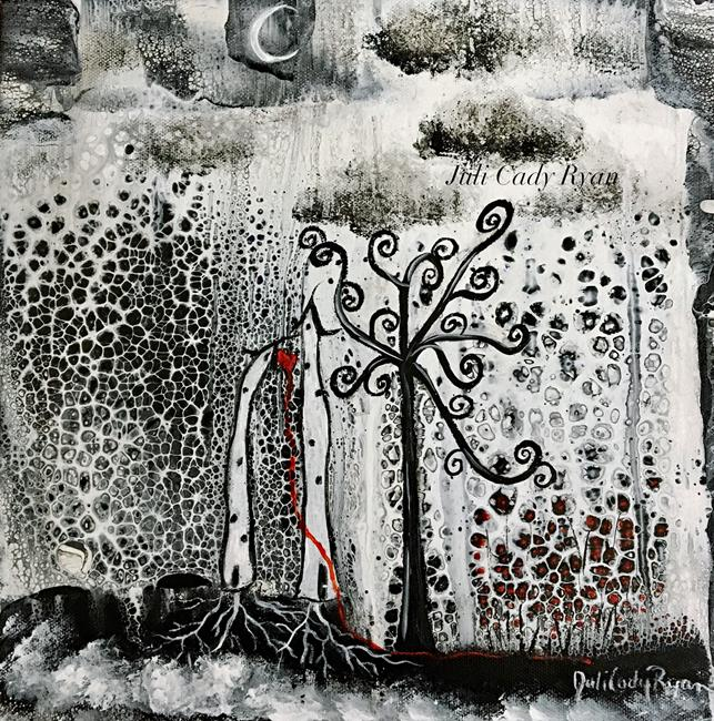 Art: Sharing Sorrows by Artist Juli Cady Ryan