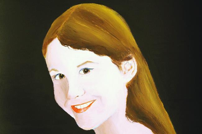 Art: Patricia 1 by Artist Rossi Kelton