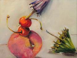 Art: Balancing Act No. 5 by Artist Delilah Smith