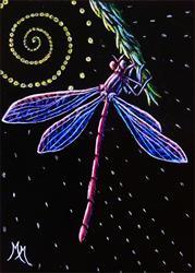 Art: Illusions  (SOLD) by Artist Monique Morin Matson