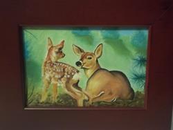 Art: IN THE SPRING by Artist Rosemary Margaret Daunis