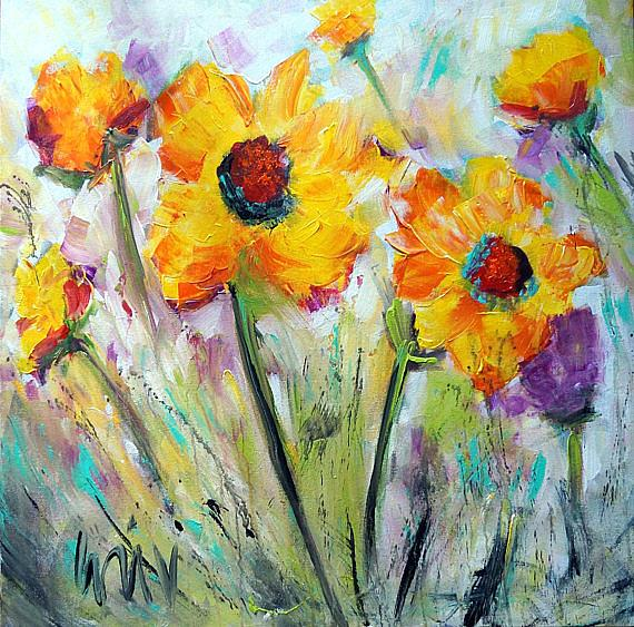 Art: SUMMER by Artist LUIZA VIZOLI