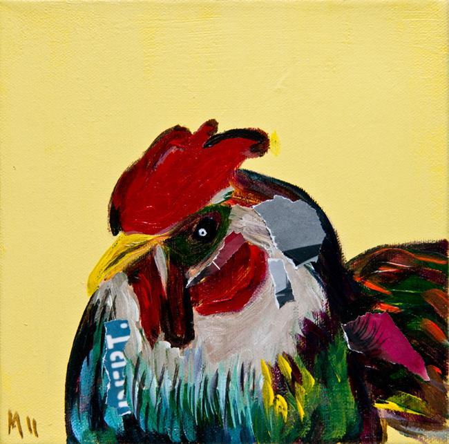 Art: Chicken 07 by Artist Gabriele M.