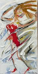 Art: The Woman's Movement: Ish Shabat by Artist Alma Lee