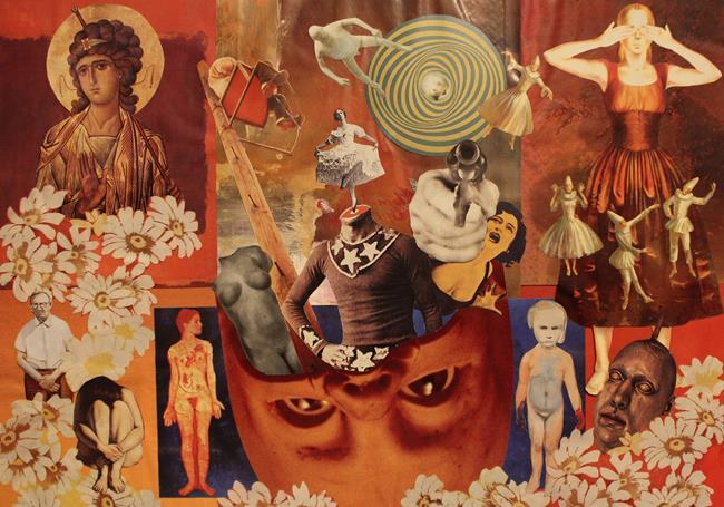 Art: In My Head by Artist Elisa Hirt