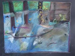 Art: Stresa by Artist Gabriele M.