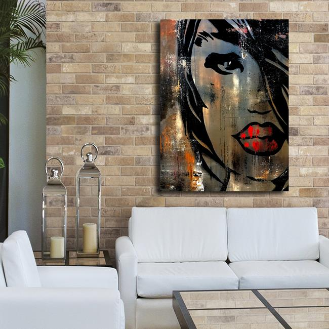 Art: abstract 473 3648  Original Abstract Art Fine Again 2 by Artist Thomas C. Fedro