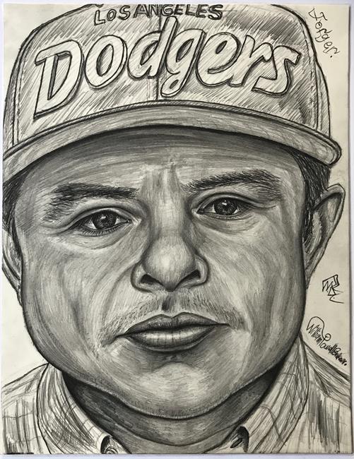 Art: JORGER. by Artist William Powell Brukner