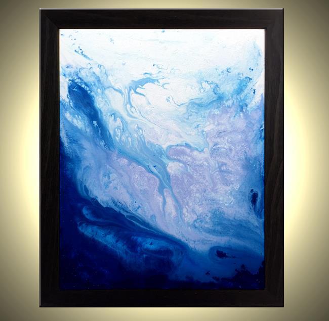 Art: Beneath The Waves by Artist Daniel J Lafferty