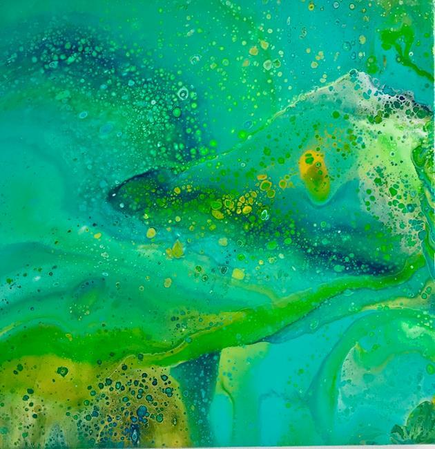 Art: hvbuit by Artist Ulrike 'Ricky' Martin