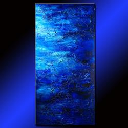 Art: Night Breeze 7 by Artist HENRY PARSINIA