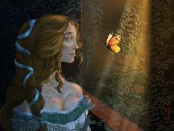 Art: The King's Bride by Artist Alma Lee
