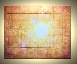 Art: Scattered Reflection by Artist Daniel J Lafferty