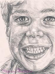 Art: Dominick by Artist Melissa Tobia