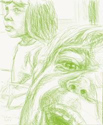 Art: The Kids by Artist Melissa Tobia
