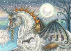 Art: SPELLBOUND by Artist Susan Brack