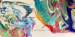 Art: Two Minds II by Artist Juli Cady Ryan