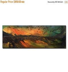 Art: Dream Of Sunset by Artist HENRY PARSINIA