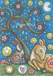 Art: THE DREAM TREE by Artist Susan Brack