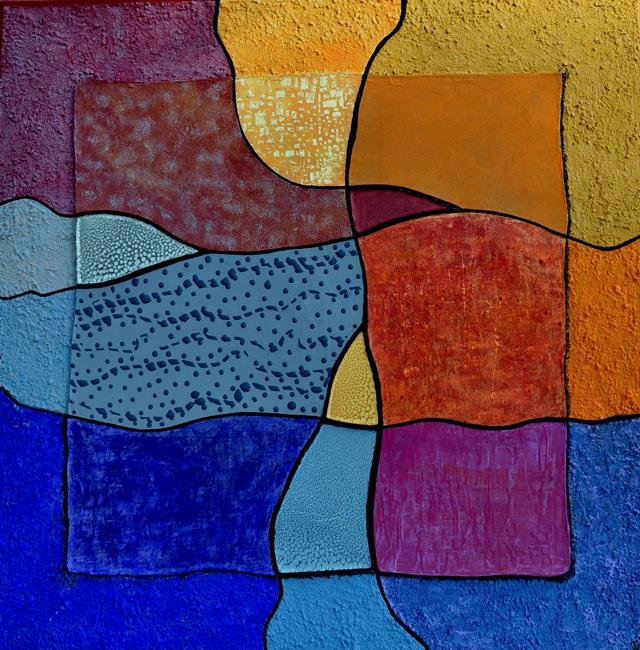 Art: Acient Stone Alter Symbol by Artist Joeallen Gibson