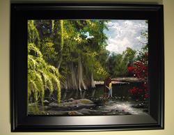 Art: 122 Door to Wonderland1 by Artist J A Blackwell