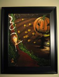 Art: 15 Mr. AND MS. HALLOWEEN1 by Artist J A Blackwell