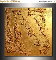 Art: Golden Shadows 2 by Artist HENRY PARSINIA