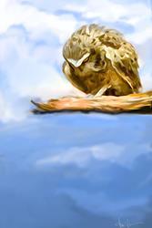 Art: High Dive by Artist Alma Lee