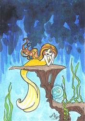 Art: Cleo by Artist Emily J White